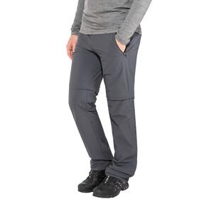 Regatta Xert II Stretch Zip-Off Trousers Regular Men, seal grey